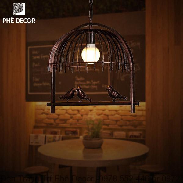 den-long-chim-quan-cafe-co-dien